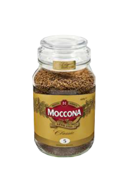 Moccona Coffee 400g Jar